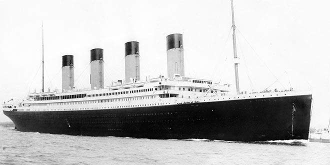 Titanic curiosidades