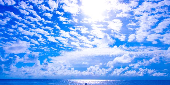 Por Qu 233 El Cielo Es Azul Supercurioso