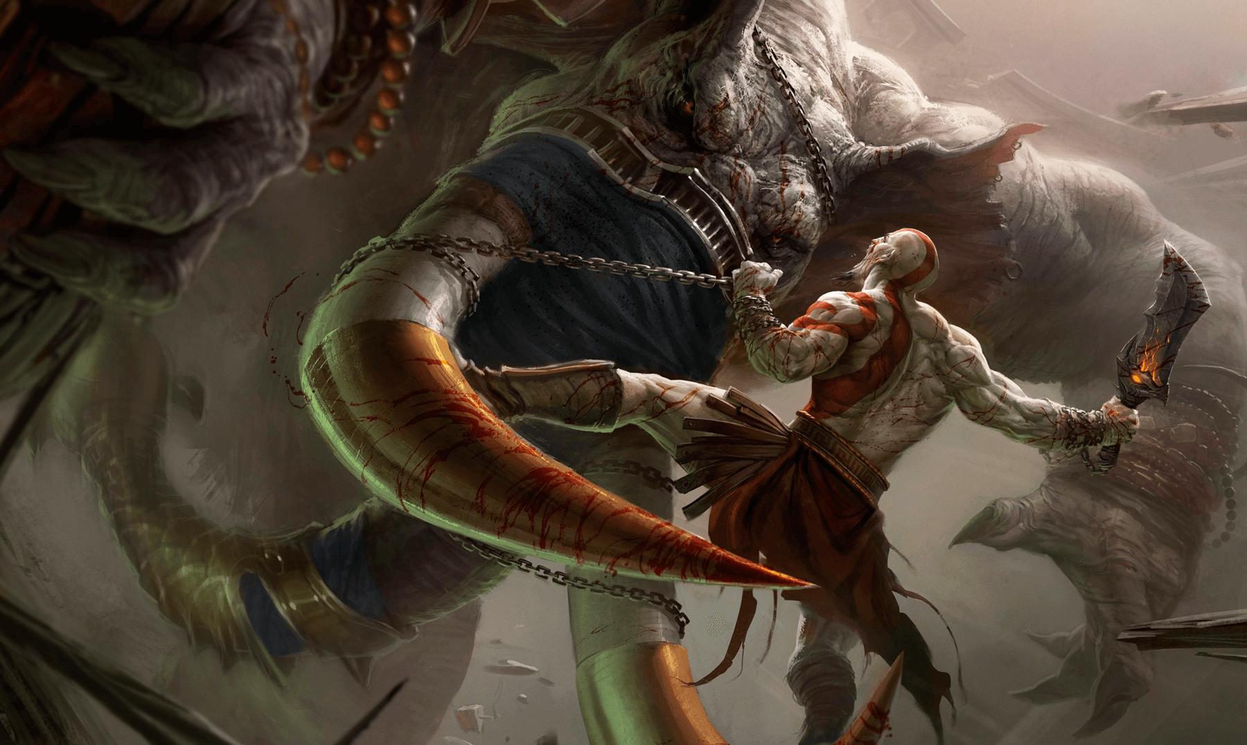 Kratos, un Dios desconocido