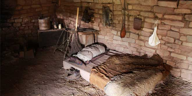 Curiosidades de la cama medieval - Casa de colchones ...