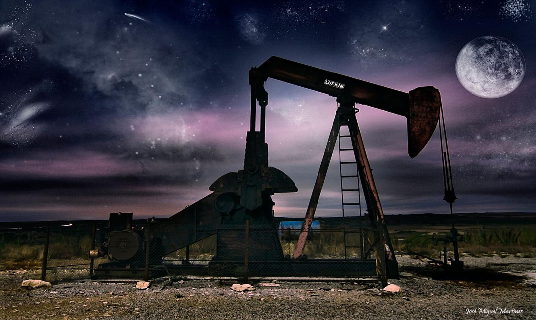 petróleo juguetes
