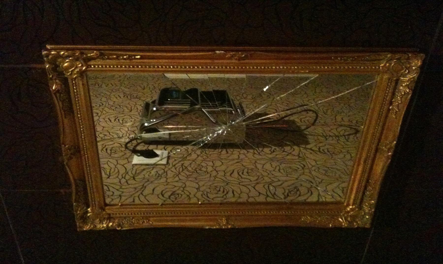 Por qu romper un espejo trae mala suerte - Romper un plato trae mala suerte ...