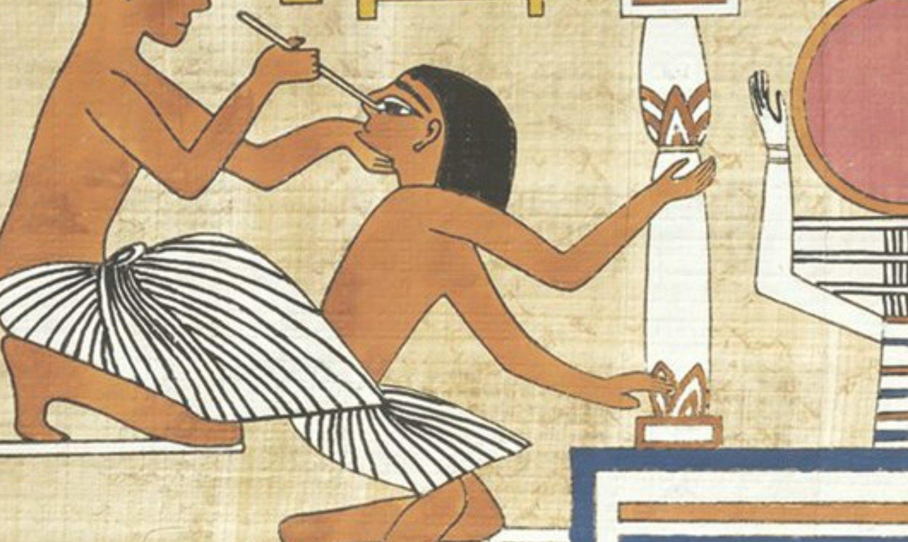 El Sistema Sanitario en el Antiguo Egipto.