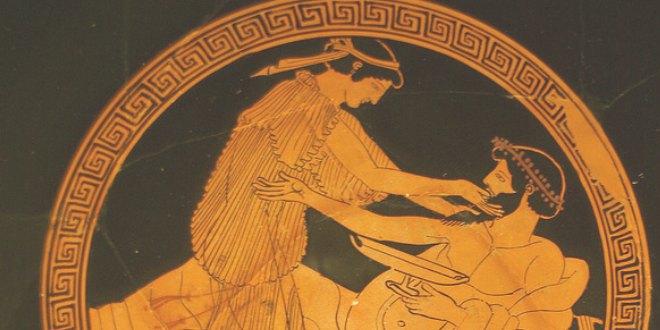 Baños Antiguos Grecia: educación y participaban en la vida pública de la Antigua Grecia