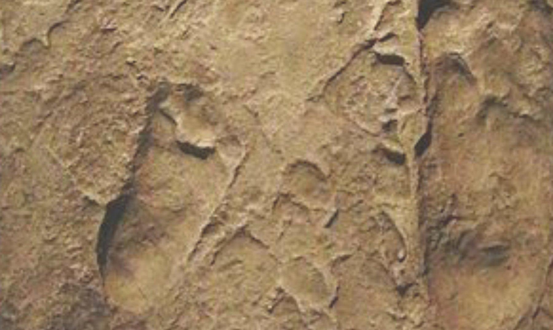 Laetoli footprints dating games