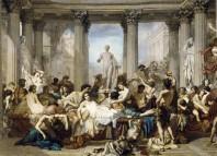 ¿Sabes qué es y para qué servía el vomitorium romano?