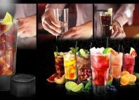 Ahora los cocktails se sirven en cápsulas