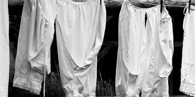 La historia de la menstruaci n parte ii - Ropa interior medieval ...