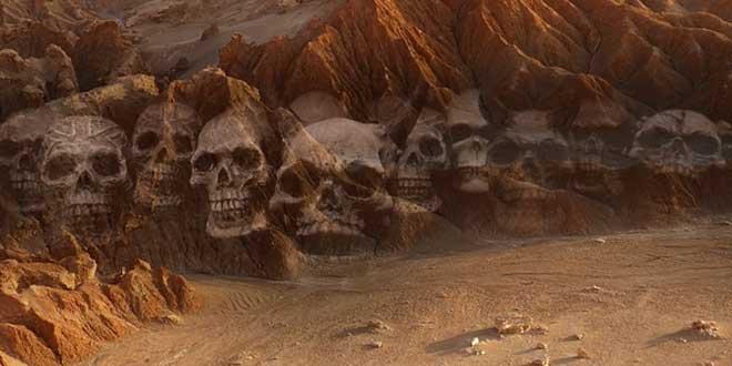desierto demonios