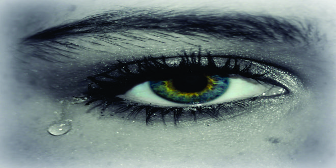 ¿Eres Débil al llorar viendo peliculas?