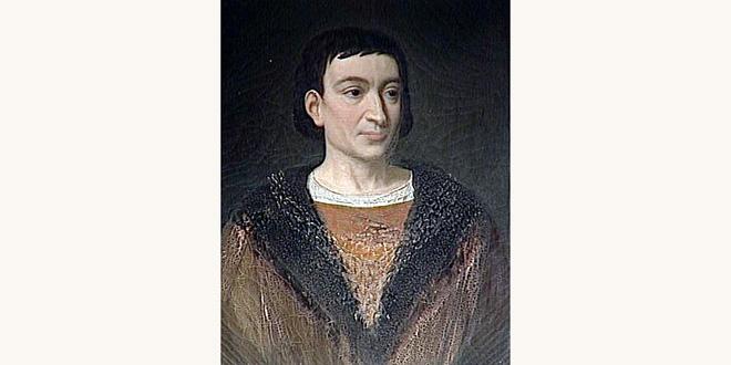 """El rey Carlos VI de Francia, apodado """"el loco"""""""