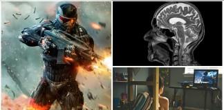 9 Efectos de los videojuegos en tu cerebro