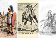 6 temibles tipos de guerrero que debes conocer