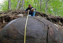 La misteriosa esfera gigante ¿de una civilización desaparecida en Bosnia?