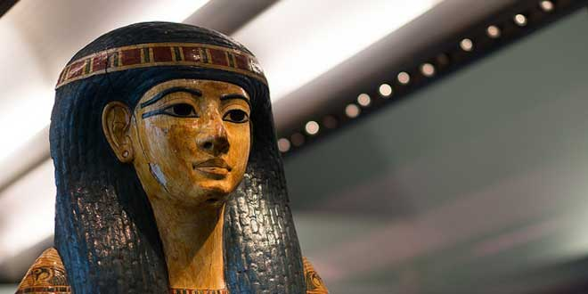 Lo que contenía el ataúd egipcio más pequeño que se ha encontrado
