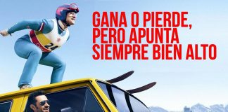 Eddie the Eagle, una historia para NO RENDIRSE JAMÁS