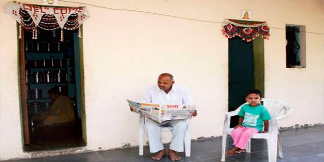 El pueblo más seguro del mundo no tiene puertas ni en su banco y está en la India