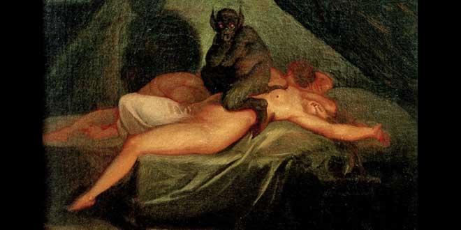 Asmodeo, el diablo culpable del deseo carnal