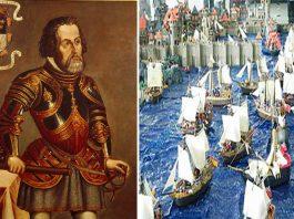 ¿Es cierto que Hernán Cortés quemó sus naves?