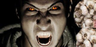 Una enfermedad real tras el mito de los vampiros y el ajo