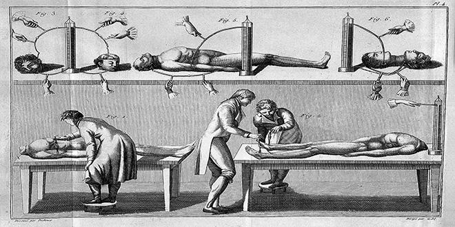 El auténtico Dr Frankenstein: Giovanni Aldini