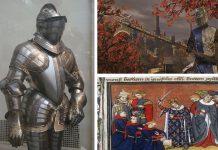 La vida de un caballero de la Edad Media