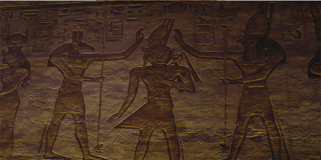 6 historias de dioses mitológicos sólo para adultos