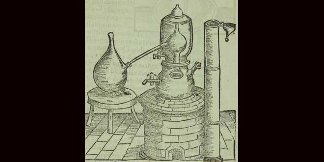 María la Judía, la primera alquimista de la historia