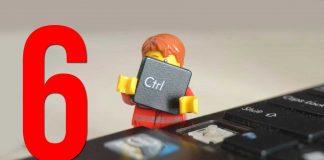 6 atajos de teclado que te harán más fácil navegar