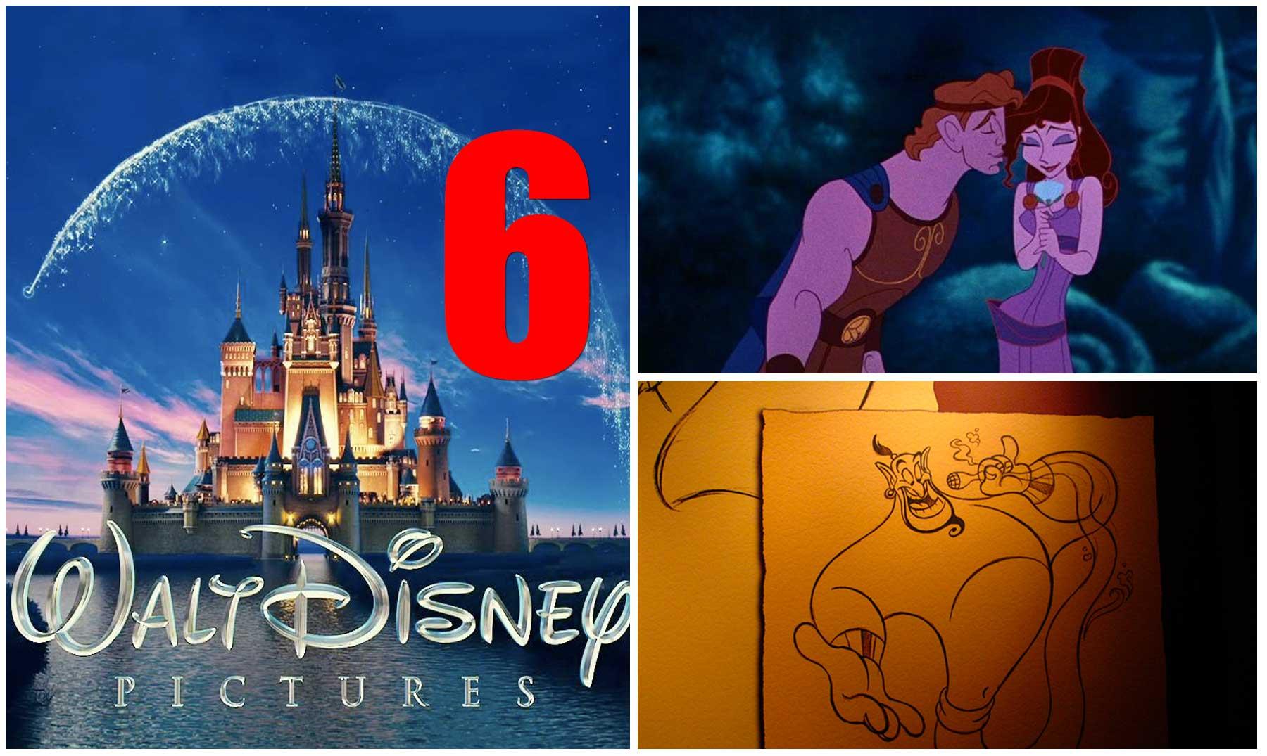 Caracteres del canal de Disney que tienen sexo