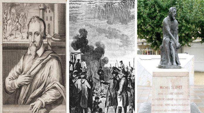El científico quemado 2 veces en la hoguera por la Inquisición. ¿Qué hizo?