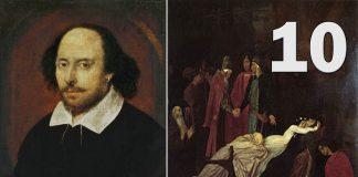 10 cosas sobre William Shakespeare que quizá no sabías