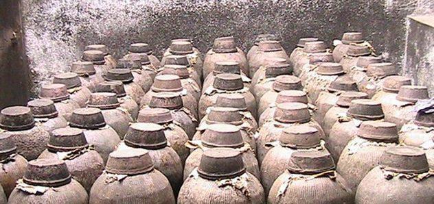 Las cervezas y vinos más antiguos que se han descubierto