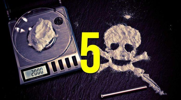 5 Terribles efectos de la cocaína que quizá no conocías