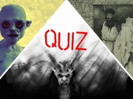 ¿Cuántos sabes de...? Monstruos de la Navidad, ¿verdadero o falso?