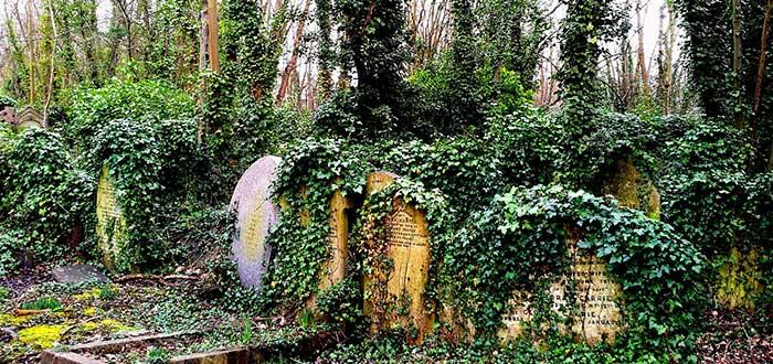 Cementerios de Londres