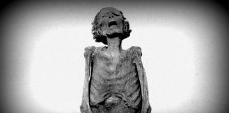 El misterio de la escalofriante momia que grita