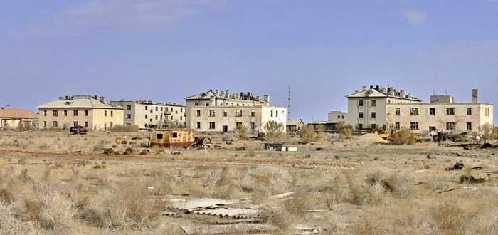 Vozrozhdeniya, uno de los lugares más peligrosos del mundo