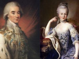 Axel de Fersen, el verdadero amor de Maria Antonieta