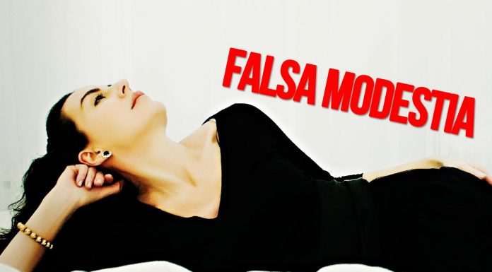 NO uses la falsa modestia, te perjudica más de lo que imaginas