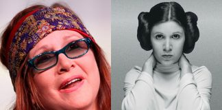 6 frases para recordar a Carrie Fisher