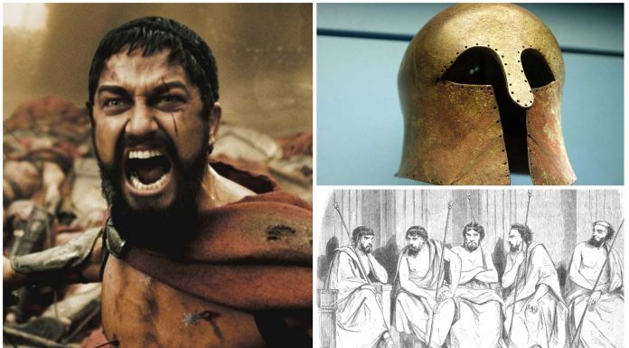 5 hechos asombrosos de la Antigua Esparta