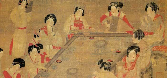 vida en la antigua china mujeres