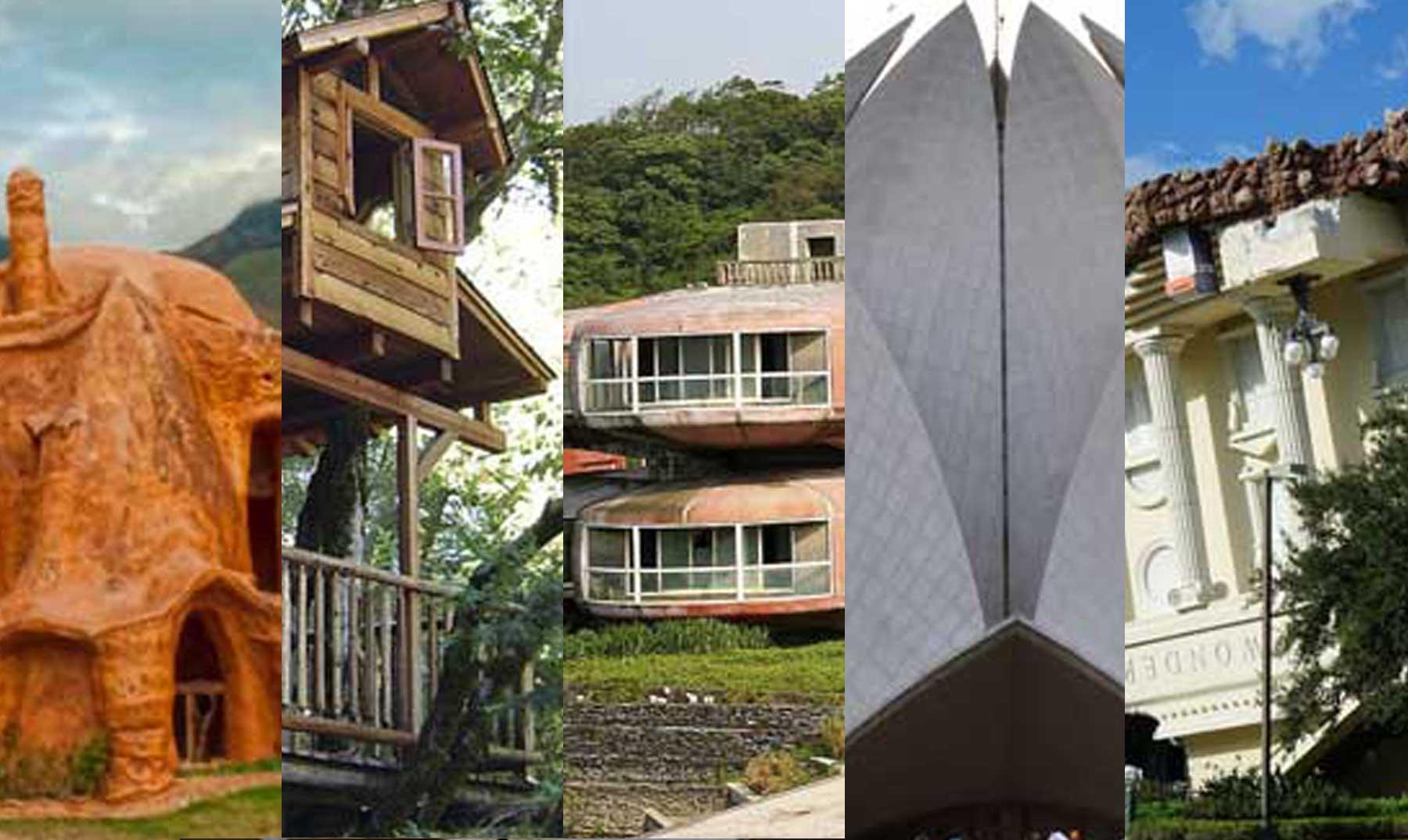 5 ejemplos de arquitectura sorprendente (II)