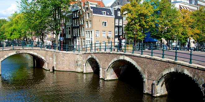 Amsterdam canales