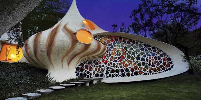 Casa Nautilus, México