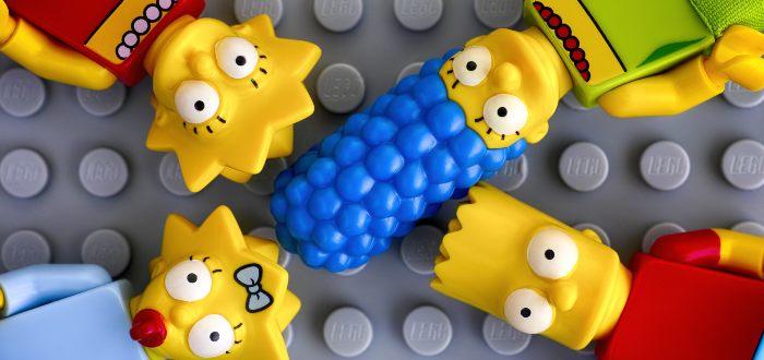 ¿Cuál es la intro de los Simpson más original?