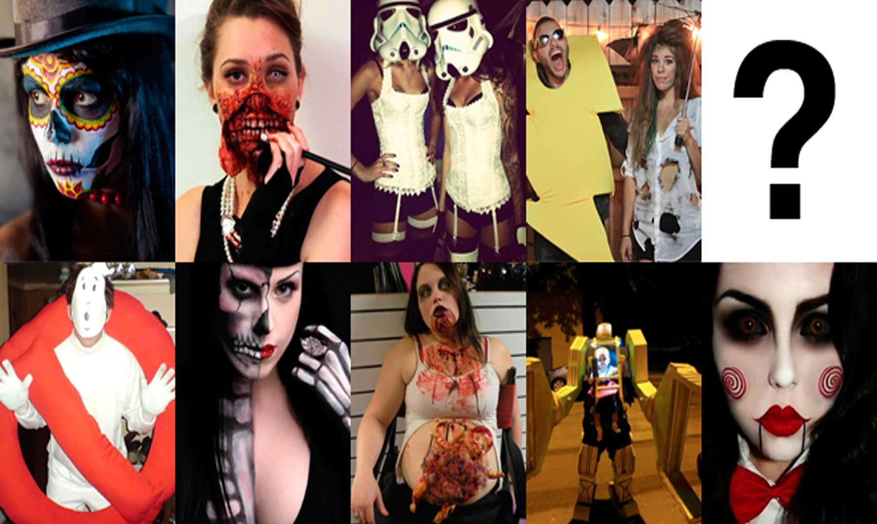 los disfraces ms originales para halloween