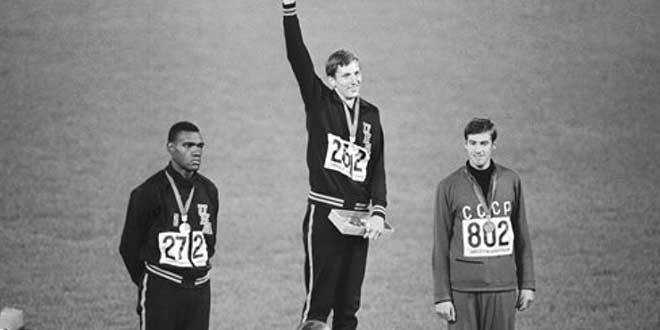 Dick Fosbury salto de altura juegos olimpicos