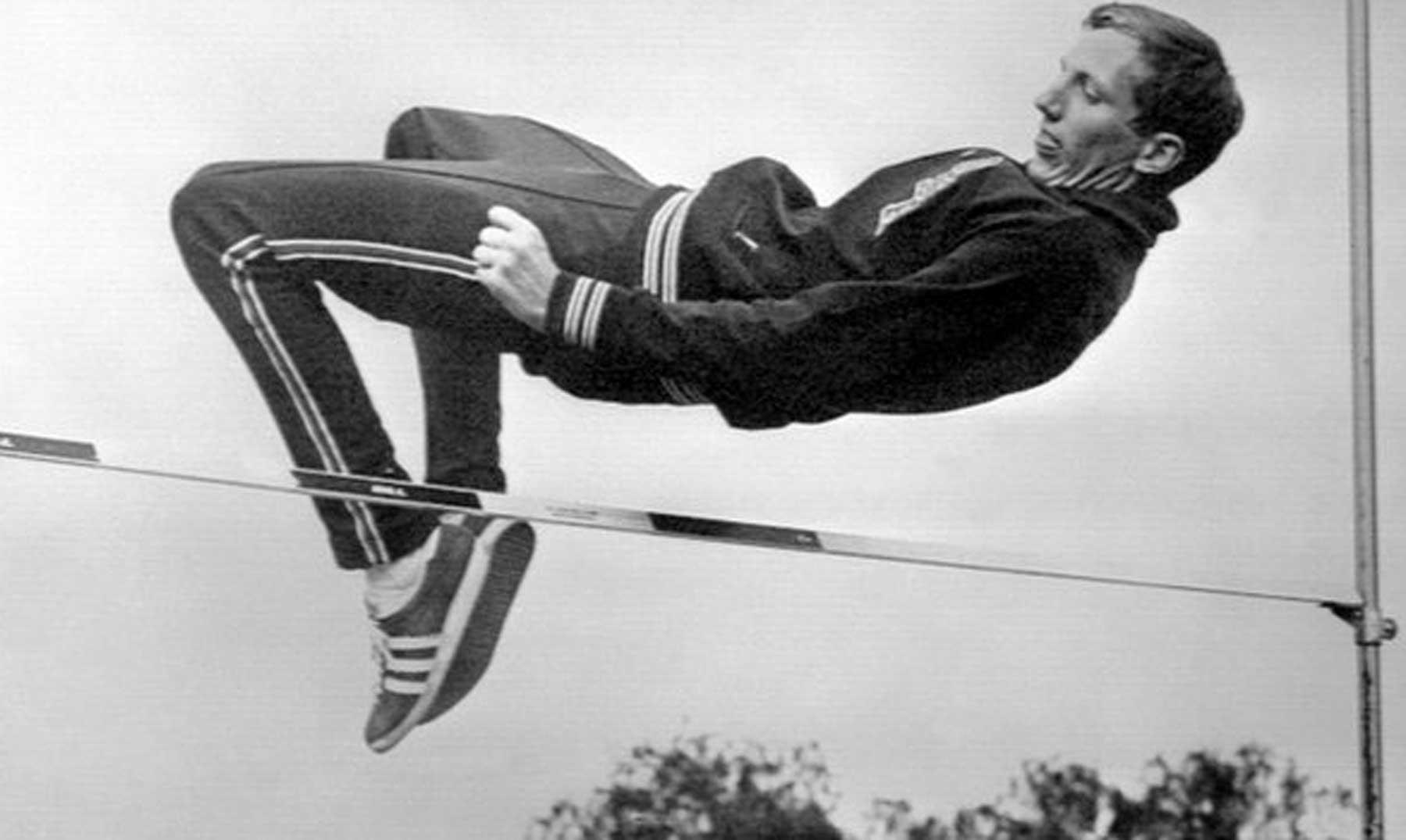 Dick Fosbury: La revolución del salto de altura.